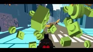 Лего Супергерои игра Могучий Микрос (LEGO DC MIGHTY MICROS  ) прохождение