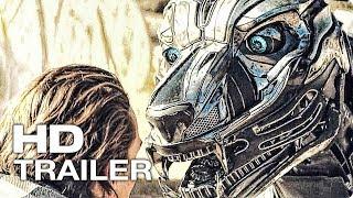 АКСЕЛЬ ✩ Трейлер (Томас Джейн, Приключения, Sci-Fi, 2018)
