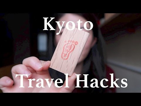 Kyoto Travel Hacks | Cheap Traveling & Zen Experience