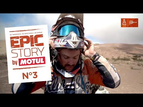 Epic Story by Motul - Stage 6 - Dakar 2019