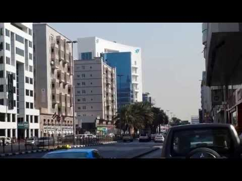 dubai-videos-hd---khalid-bin-waleed-road-and-al-fahidi-metro-station