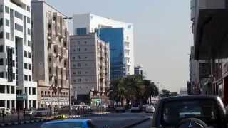 Dubai videos HD - Khalid Bin Waleed Road and Al Fahidi Metro Station