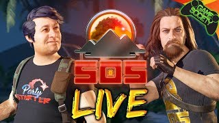 SOS LIVE - Game Society
