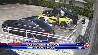 Video shows Bay Harbor Islands shootout involving rapper Pooh Shiesty