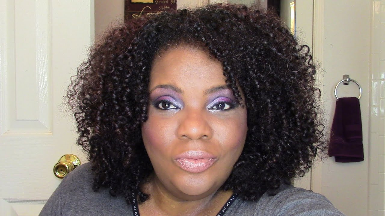 Aunt Jackie S Hair Products Demo Review Youtube