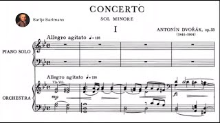 Antonin Dvorak - Piano Concerto Op. 33 (1875)