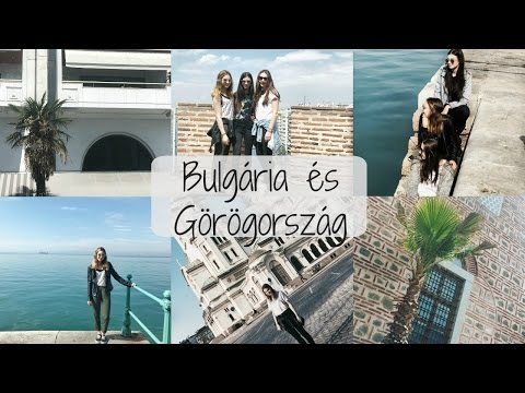 Csajos napok Bulgáriában és Görögországban | Lina