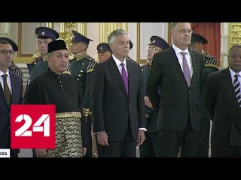 Путин выразил новому послу США неудовольствие двусторонними отношениями - Россия 24