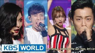 Yu Huiyeol's Sketchbook | 유희열의 스케치북: Summer Special for Singles - Rise of a Couple (2014.08.22)