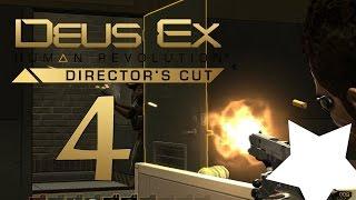 [LP] Deus Ex: Human Revolution ★4 - Keine scharfe Munition [DE/HD+]