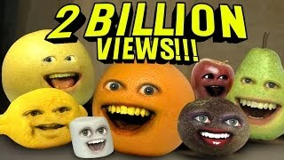 Annoying Orange - 2 BILLION VIEWS! THANK YOU!