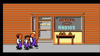 Three Stooges - Nes - Full Playthrough