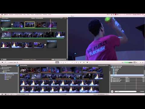 iMovie - Video-clip a ritmo di musica