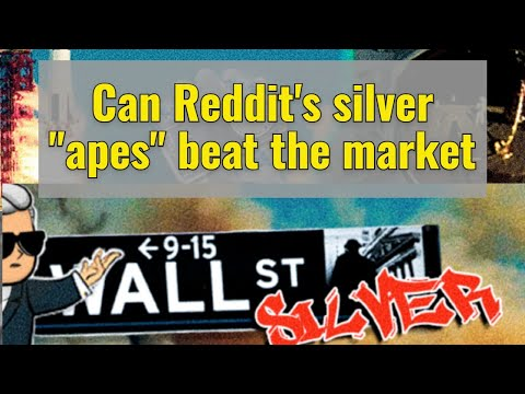 Can Reddit's silver