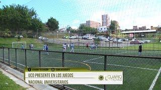 UCO presente en los Juegos Nacional Universitarios