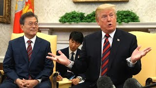 Trump casts doubts on North Korea summit