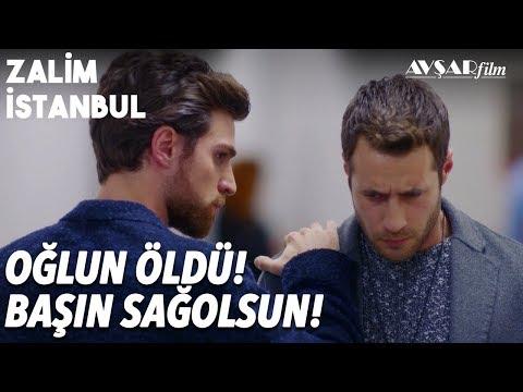 Nedim'den Cenk'e; Başın Sağ Olsun Oğlunu Kaybettin🔥🔥 | @Zalim İstanbul 22. Bölüm