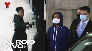 Mujer asesina por la espalda a su supuesta exnovia en plena calle de Nueva York