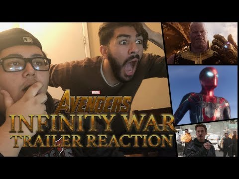 Avengers: Infinity War Trailer Loud and Epic Reaction