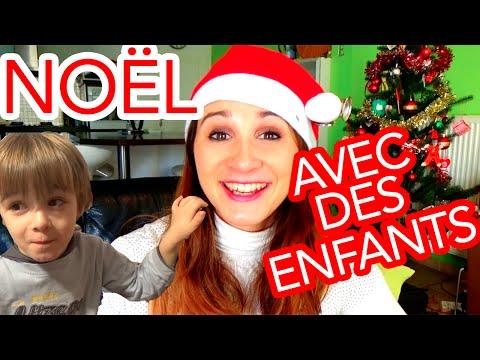 Noël quand on a des enfants! - ANGIE LA CRAZY SÉRIE