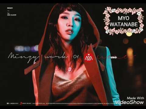 MINZY - FLASHLIGHT ft. Jay Park (Male Version)
