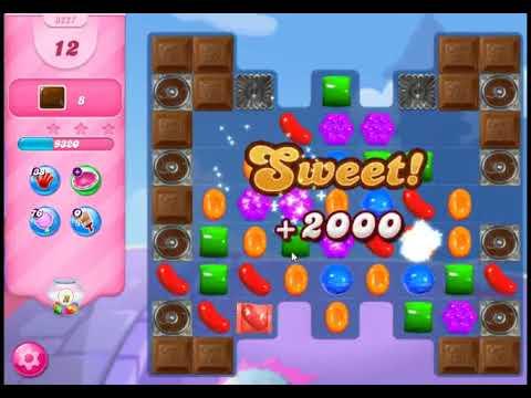 Candy Crush Saga Level 3227 - NO BOOSTERS