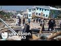 Tras los destrozos del ciclón Michael, los hispano