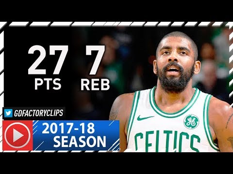 Kyrie Irving Full Highlights vs Pelicans (2018.01.16) - 27 Pts, 7 Reb