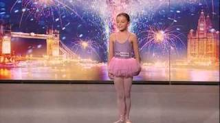 Repeat youtube video BALLERINA & SINGER  (HOLLIE STEEL)  A STAR IN THE MAKING!  BGT 2009 (HQ)