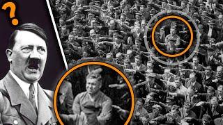 Co się stało z człowiekiem który nie zasalutował Hitlerowi?