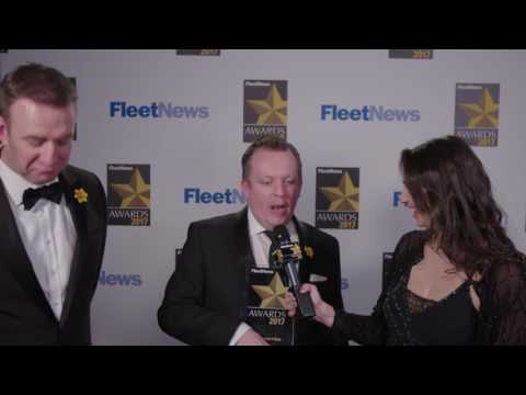 Fleet News Awards 2017 - New Company Car of the Year