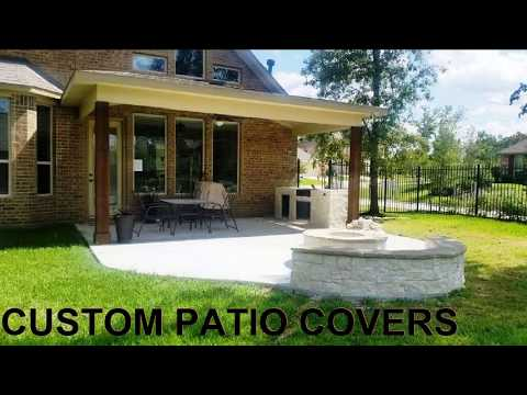 Patio Covers in Katy TX | (281) 607-1414 | Katy Patio Covers