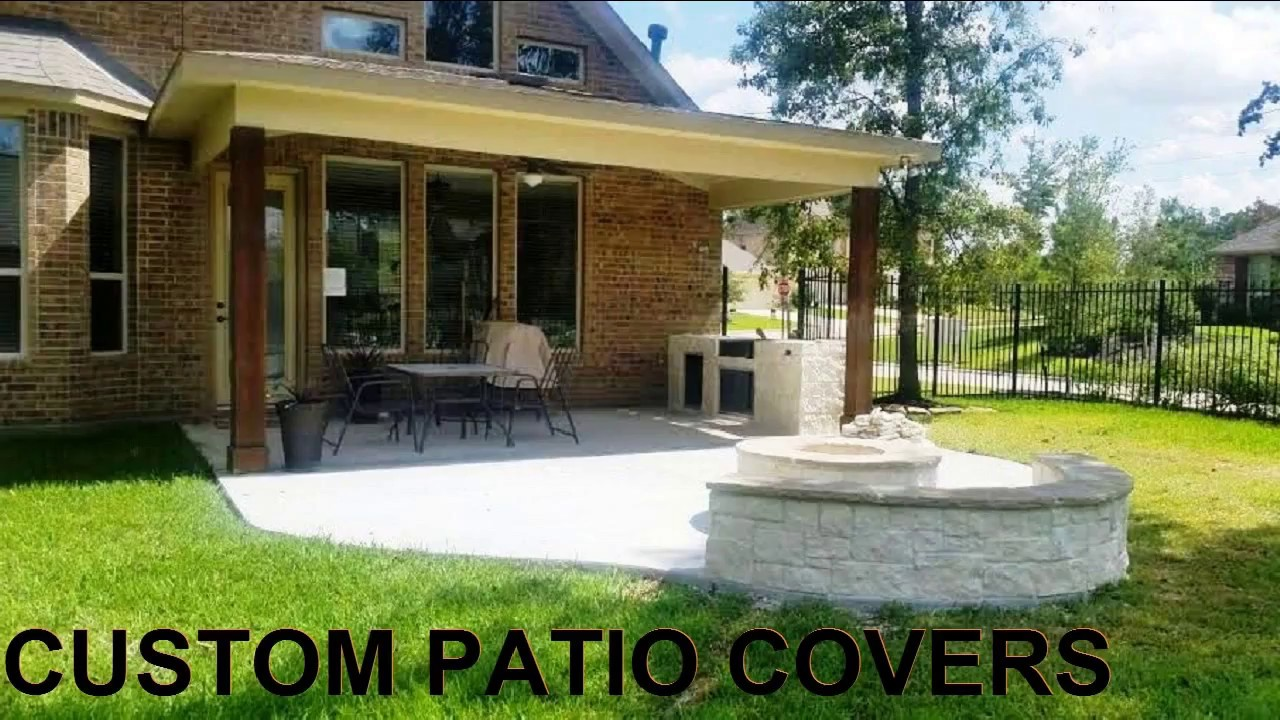 Patio Covers In Katy TX | (281) 607 1414 | Katy Patio Covers