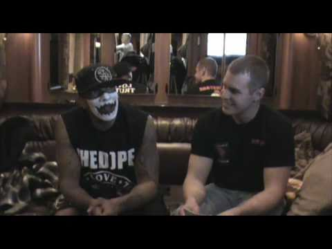 Hed PE Interview at Sokol Auditorium - Backstage Entertainment