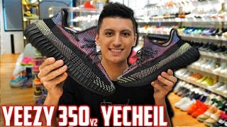 Are these the BEST Yeezy 350 v2? Adidas Yeezy Boost 350 v2 YECHEIL Review and On-Feet!