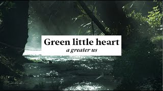 Green Little Heart
