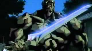 Ninja Scroll - Death of Tessai