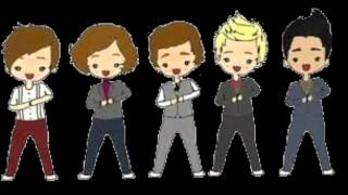 history- one direction (nightcore)