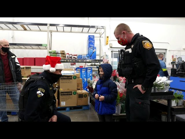 Laramie Shop with a Cop 2020 Video