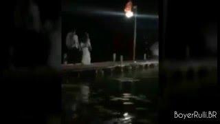 Angelique Y Sebastian En Grabaciones De Tres Veces Ana (Bacalar)
