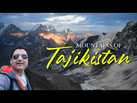 Dushanbe Tajikistan Mountains & Food || Travel VLOG