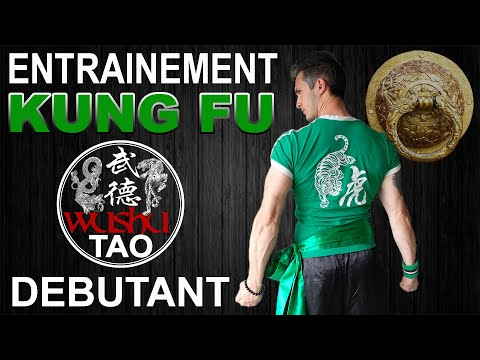 ENTRAINEMENT KUNG FU