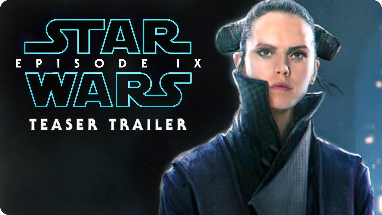 New Star Wars Trailer 2020 Star Wars: Episode IX   Teaser Trailer Concept #1 (2019)