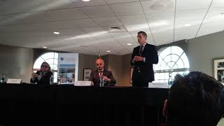 LVEDC Candidates Forum Marty Nothstein intro