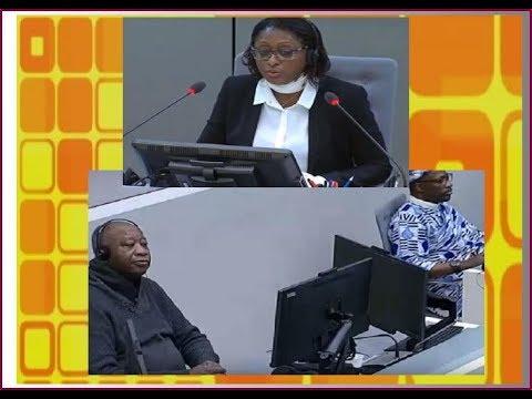 Le juge recale le temoin H Yapo,qui vs a dit q les789 corps etaient pour la crise post/c'est l'Etat?