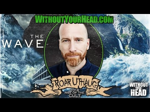 """Roar Uthaug Director Of """"The Wave"""" And """"Tombraider"""" Reboot Interview"""