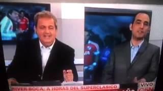 Diego Morán (@die_moran): ¡Le tengo miedo, al silencio atroz! (hincha/hinchada de River Plate)
