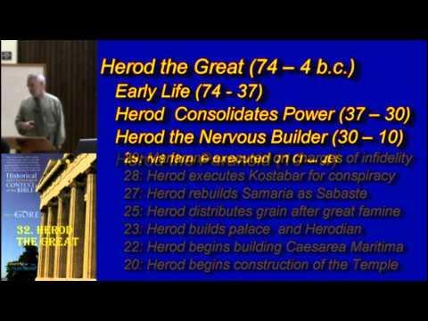 32. Herod the Great