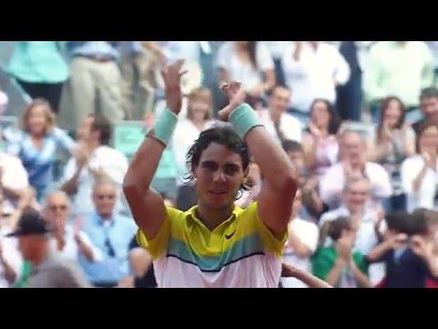 Nadal Edges Djokovic In 2009 Madrid Classic Moment
