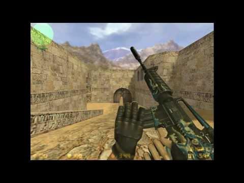 Cs 1.6 Gold M4A1 Free Download | Doovi